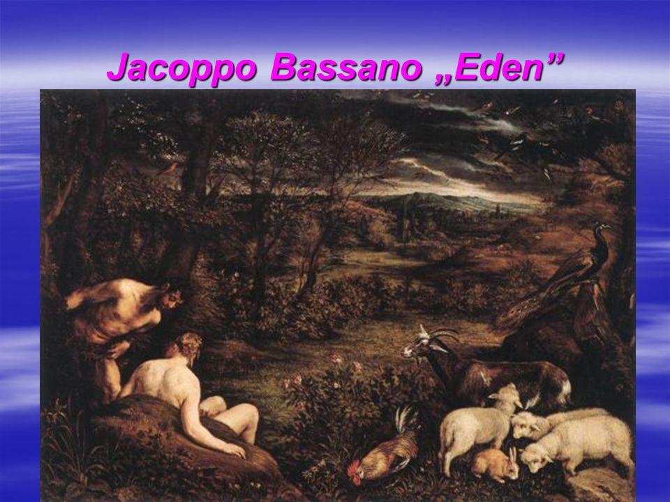 "Jacoppo Bassano ""Eden"