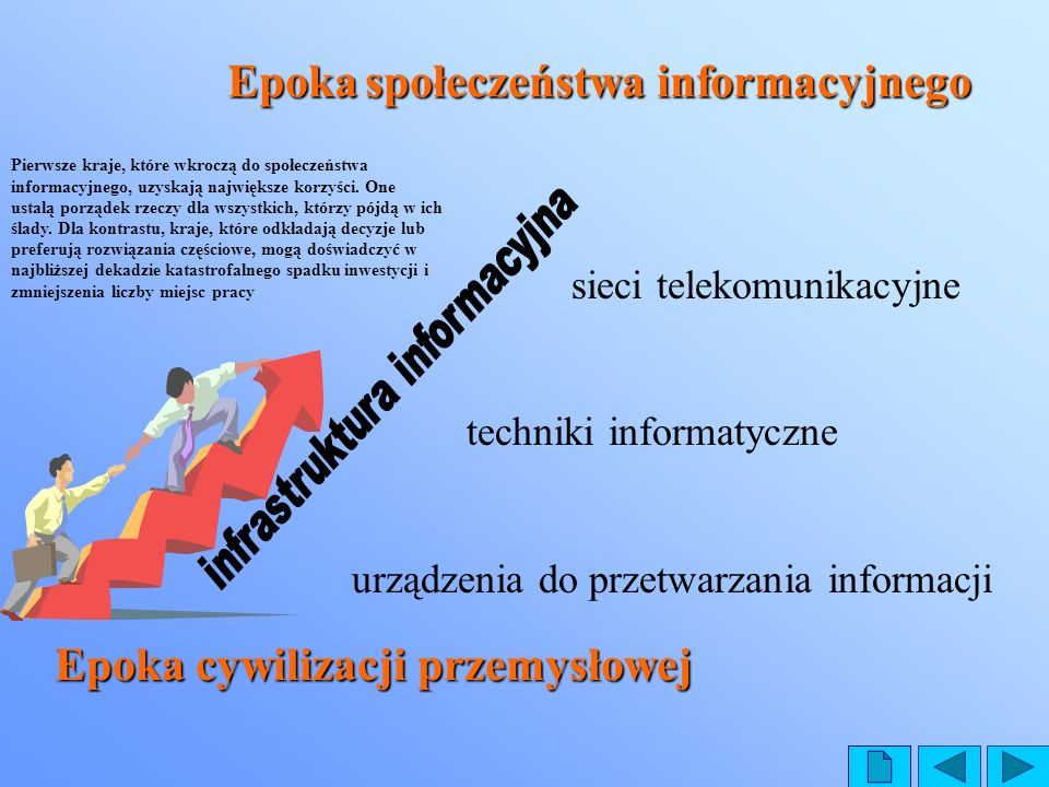 Epoka społeczeństwa informacyjnego