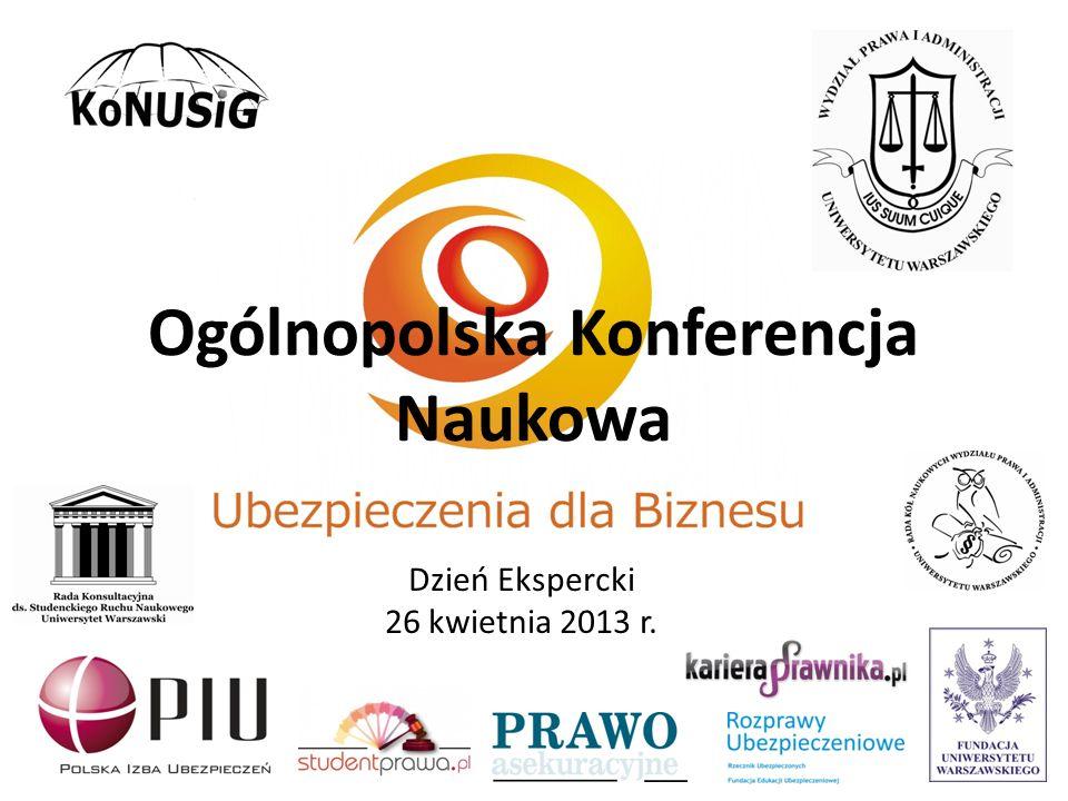 Ogólnopolska Konferencja Naukowa