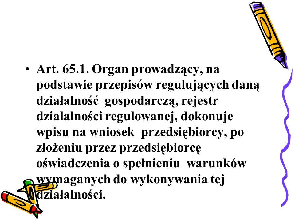 Art. 65.1.