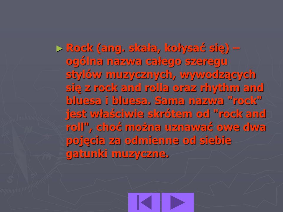 Rock (ang.