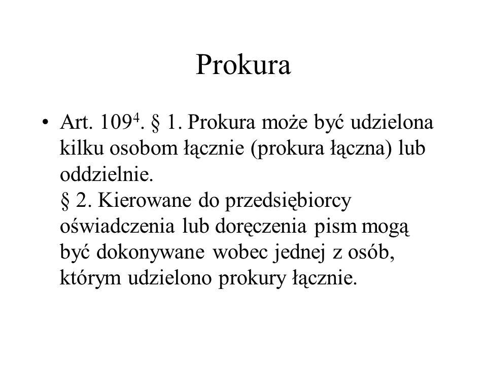 Prokura