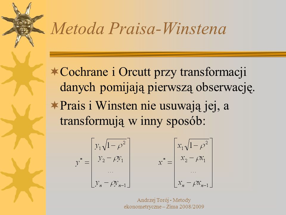 Metoda Praisa-Winstena
