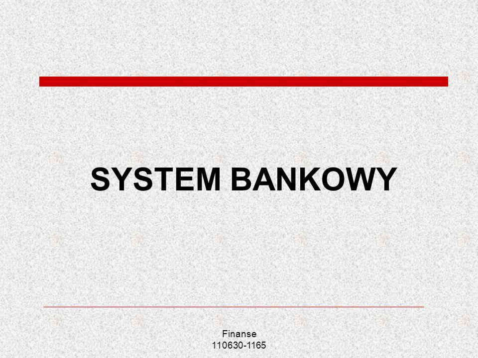 SYSTEM BANKOWY Finanse 110630-1165.