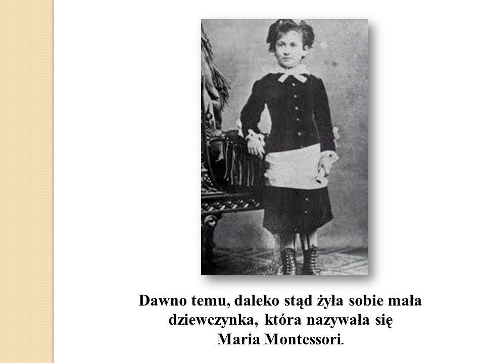 Dawno temu, daleko stąd żyła sobie mała dziewczynka, która nazywała się