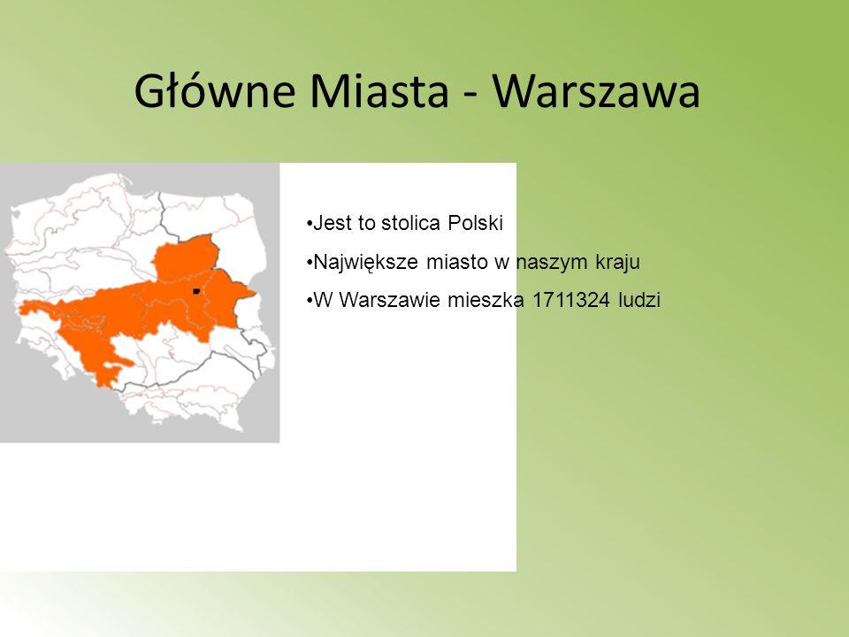 Główne Miasta - Warszawa