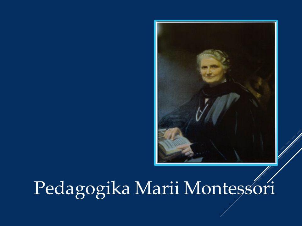 Pedagogika Marii Montessori