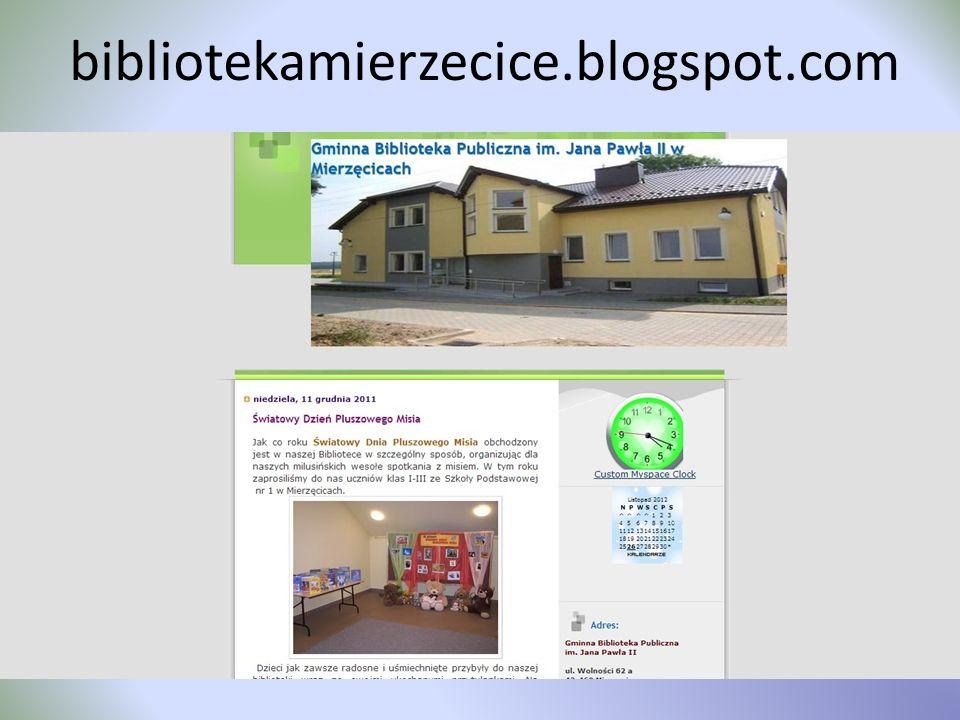 bibliotekamierzecice.blogspot.com