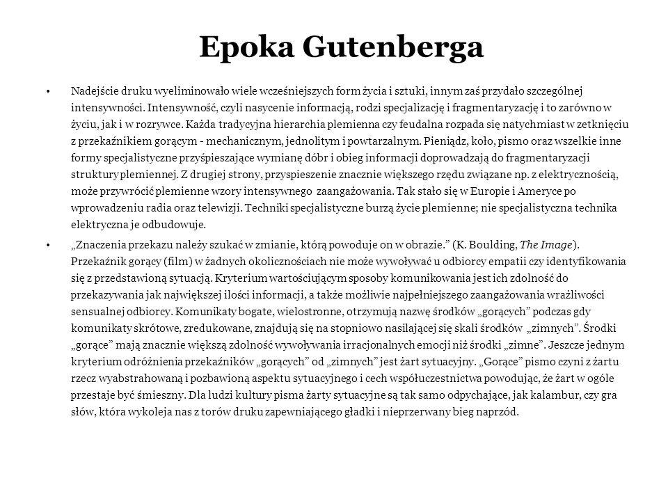 Epoka Gutenberga