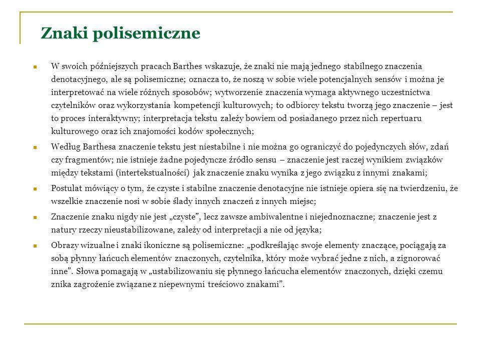Znaki polisemiczne