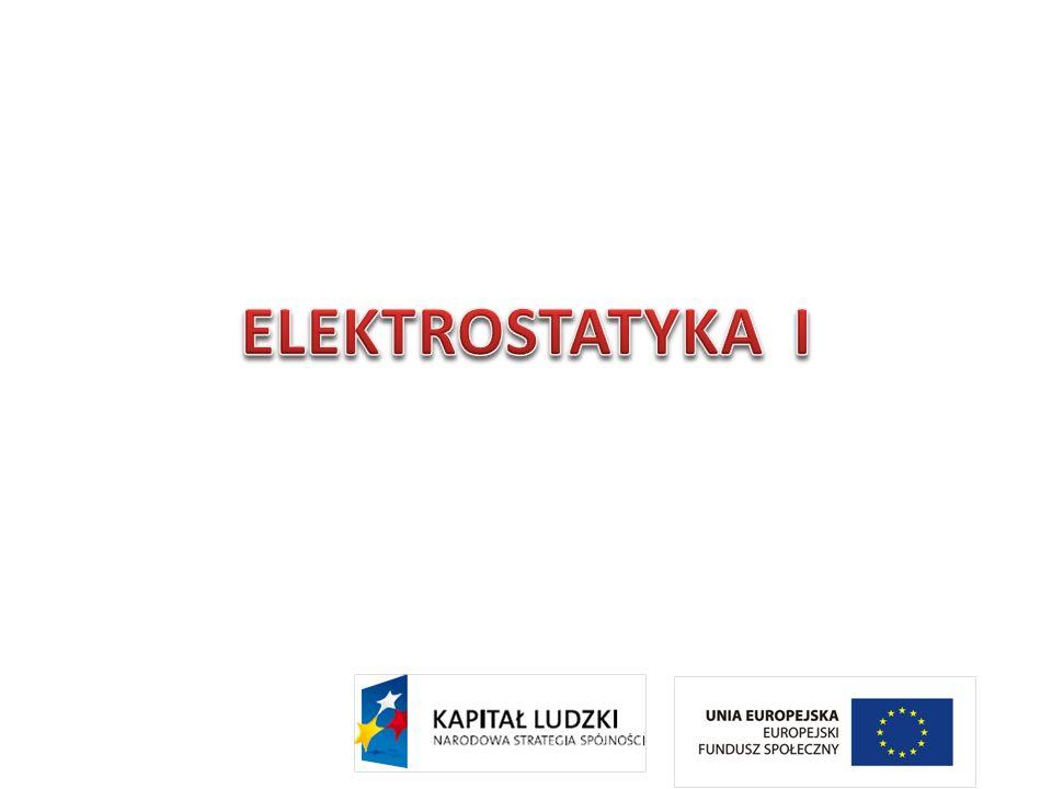 ELEKTROSTATYKA I