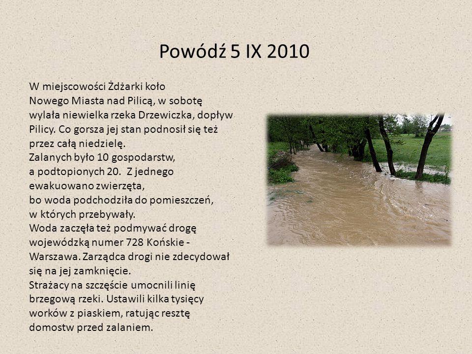 Powódź 5 IX 2010