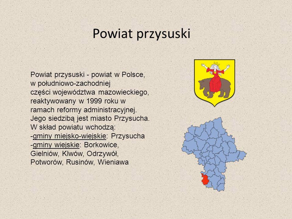 Powiat przysuski