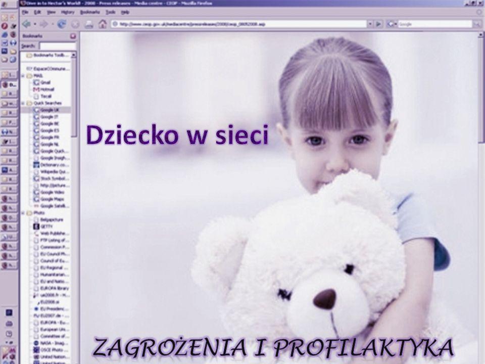 Dziecko w sieci zagrożenia i profilaktyka