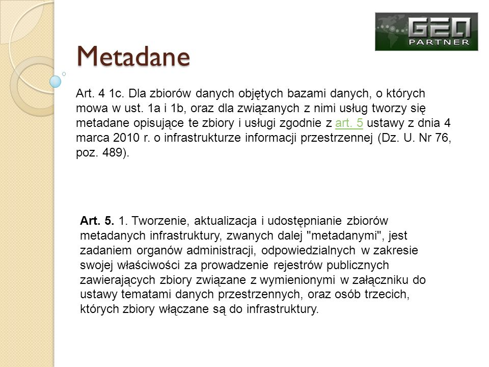 Metadane