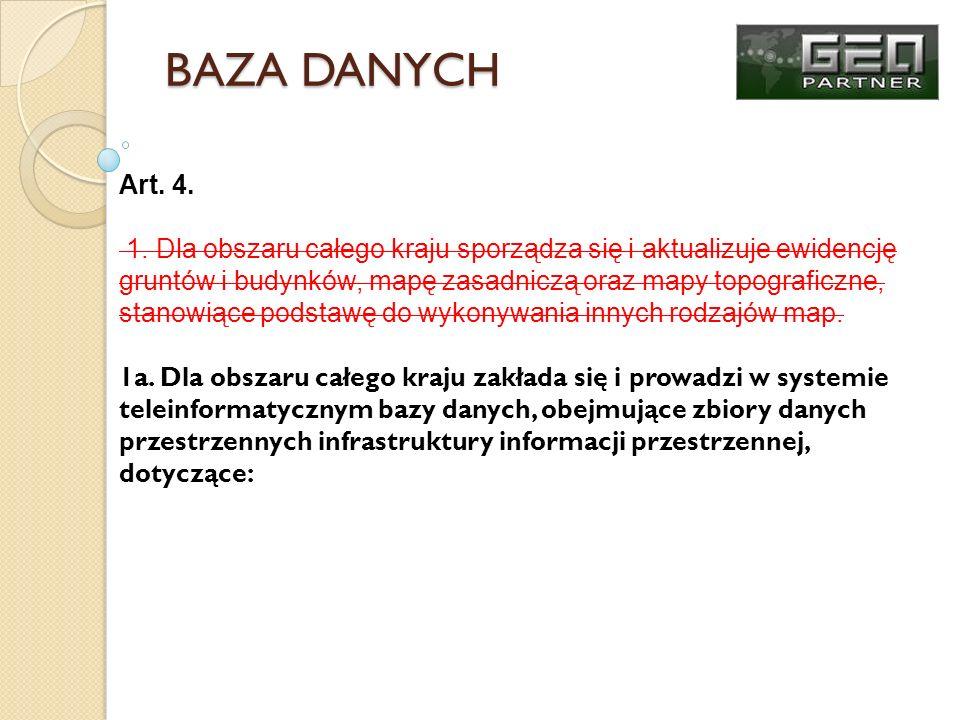 BAZA DANYCH Art. 4.