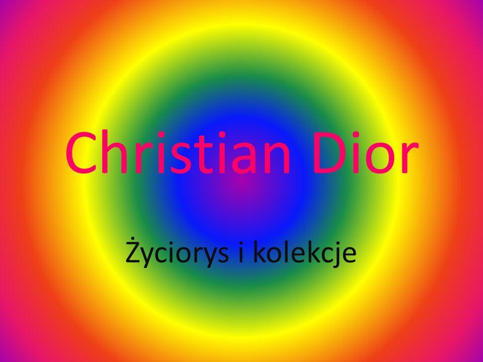 Christian Dior Życiorys i kolekcje