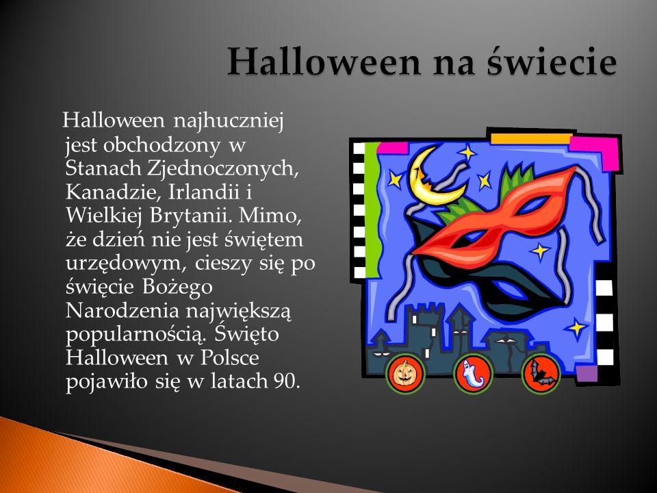 Halloween na świecie