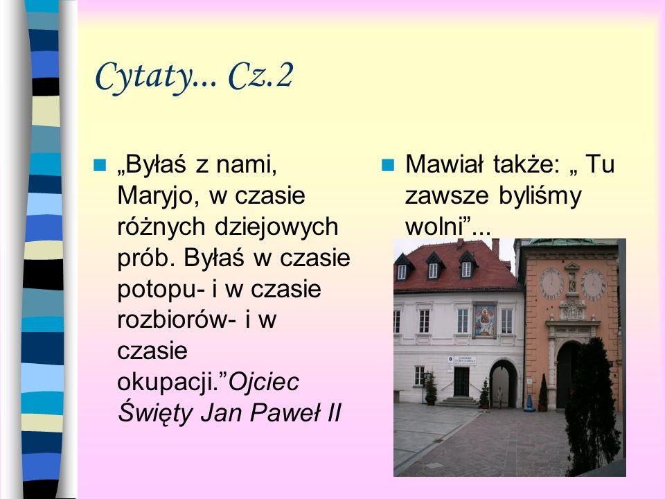 Cytaty... Cz.2
