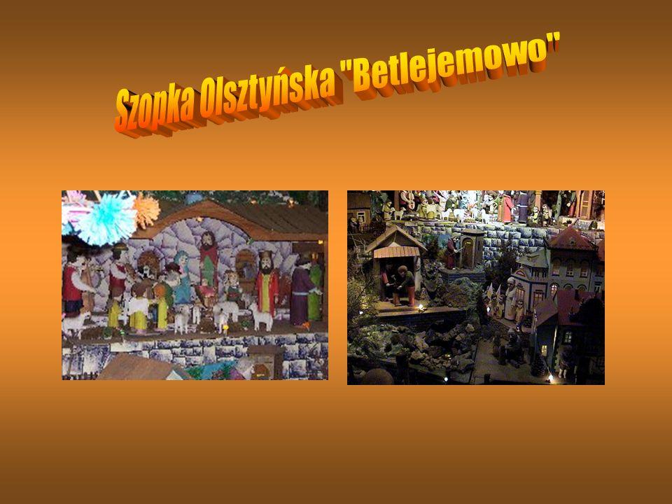 Szopka Olsztyńska Betlejemowo