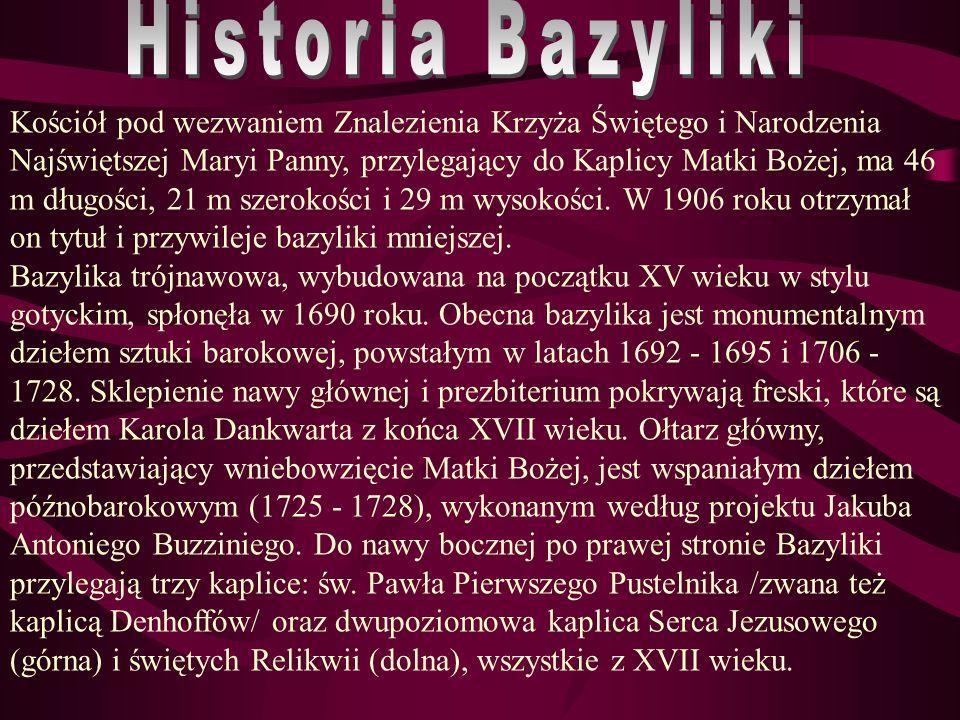 Historia Bazyliki