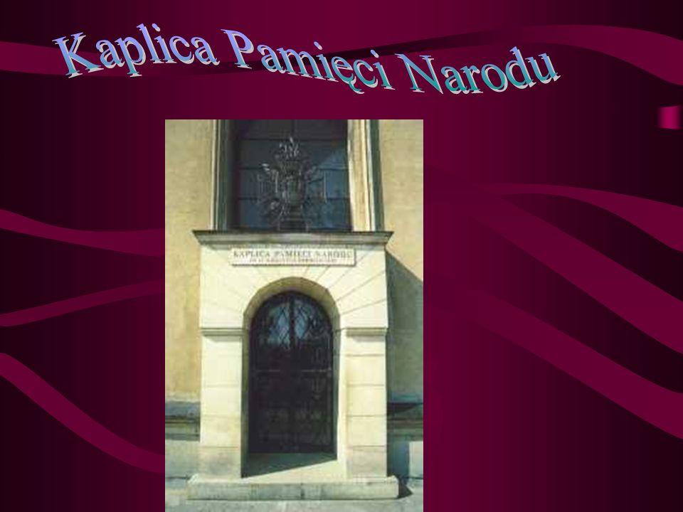 Kaplica Pamięci Narodu