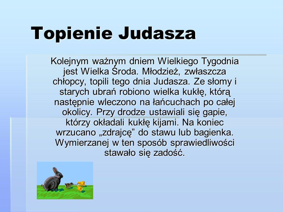 Topienie Judasza