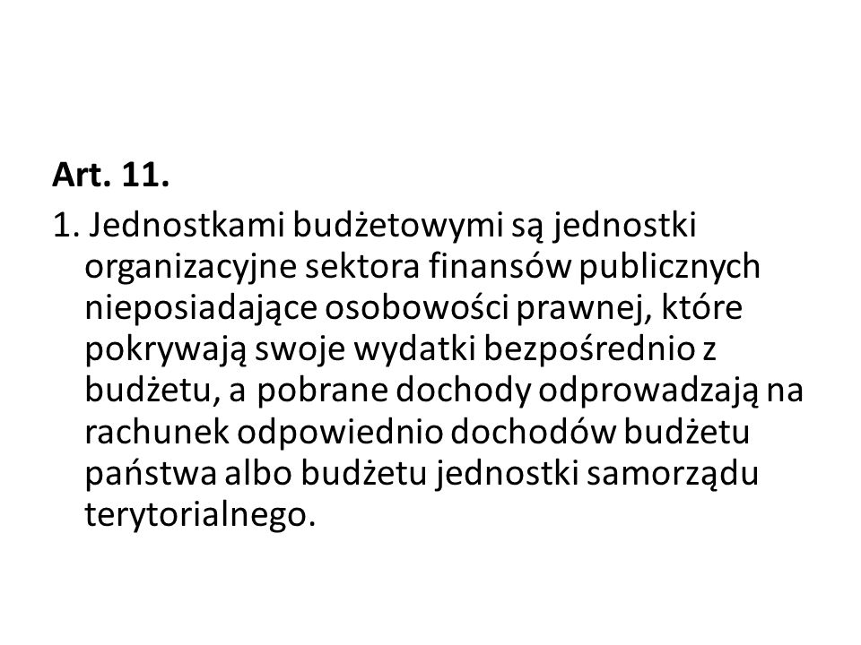 Art. 11. 1.