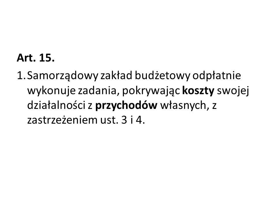 Art. 15. 1.