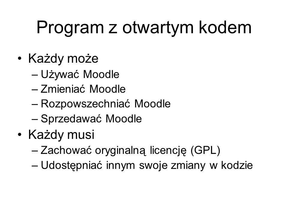 Program z otwartym kodem