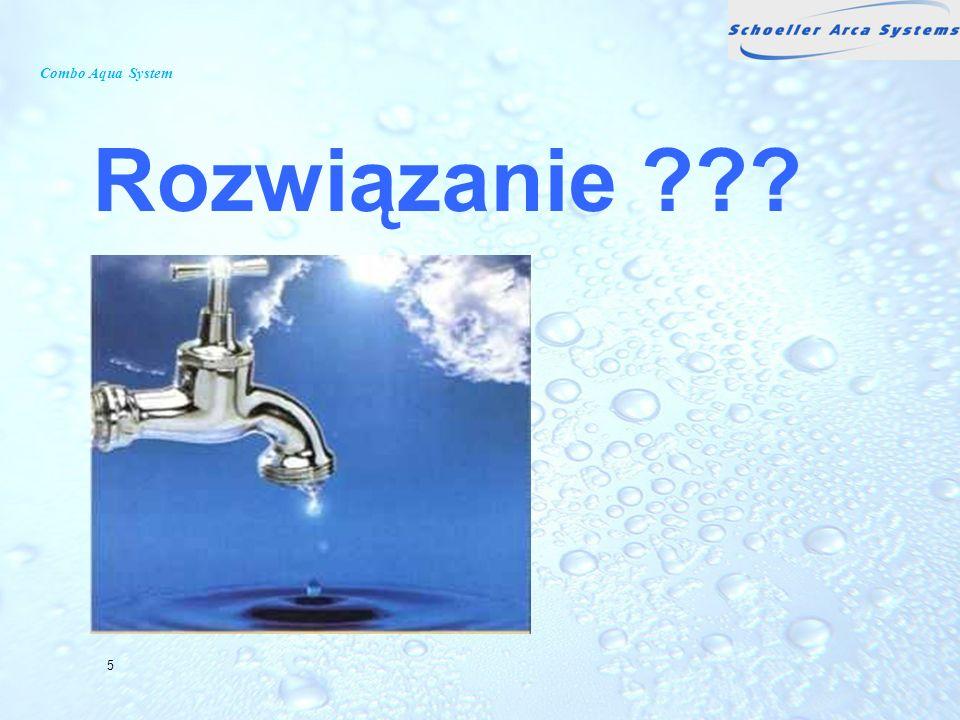Combo Aqua System Rozwiązanie