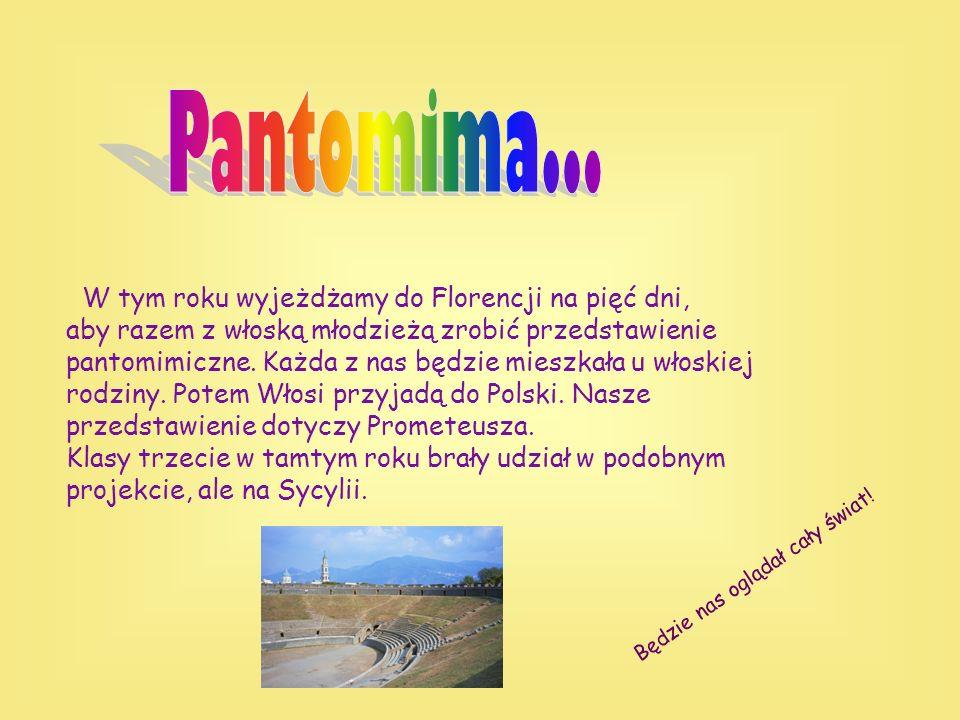 Pantomima...