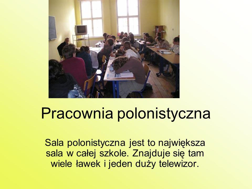 Pracownia polonistyczna