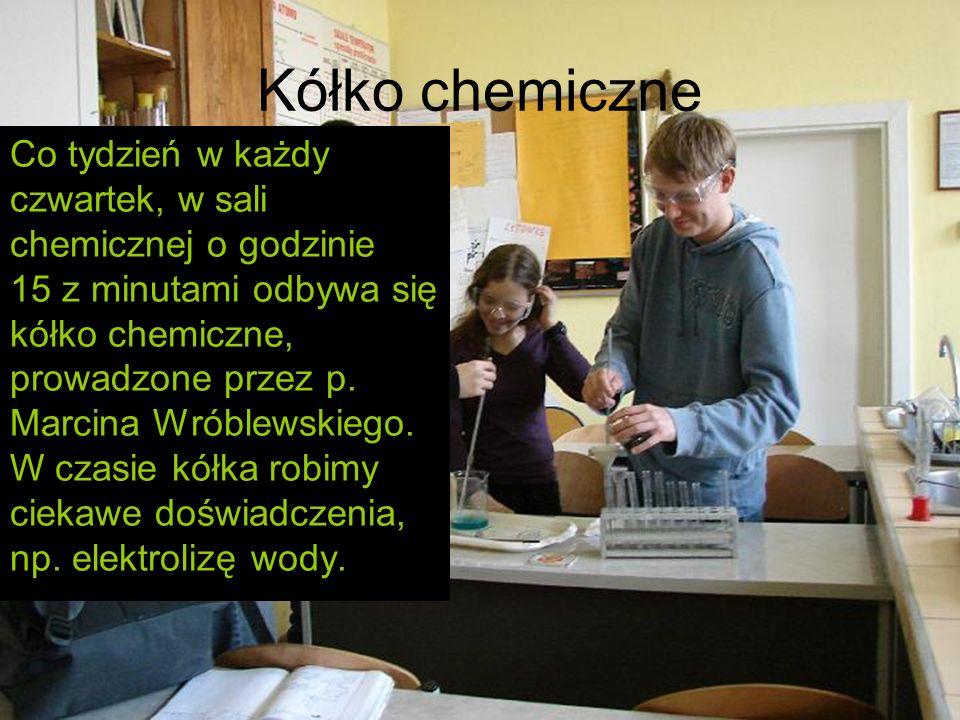 Kółko chemiczne