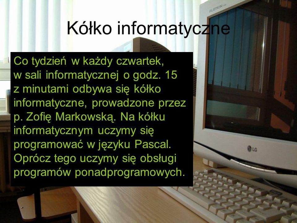 Kółko informatyczne