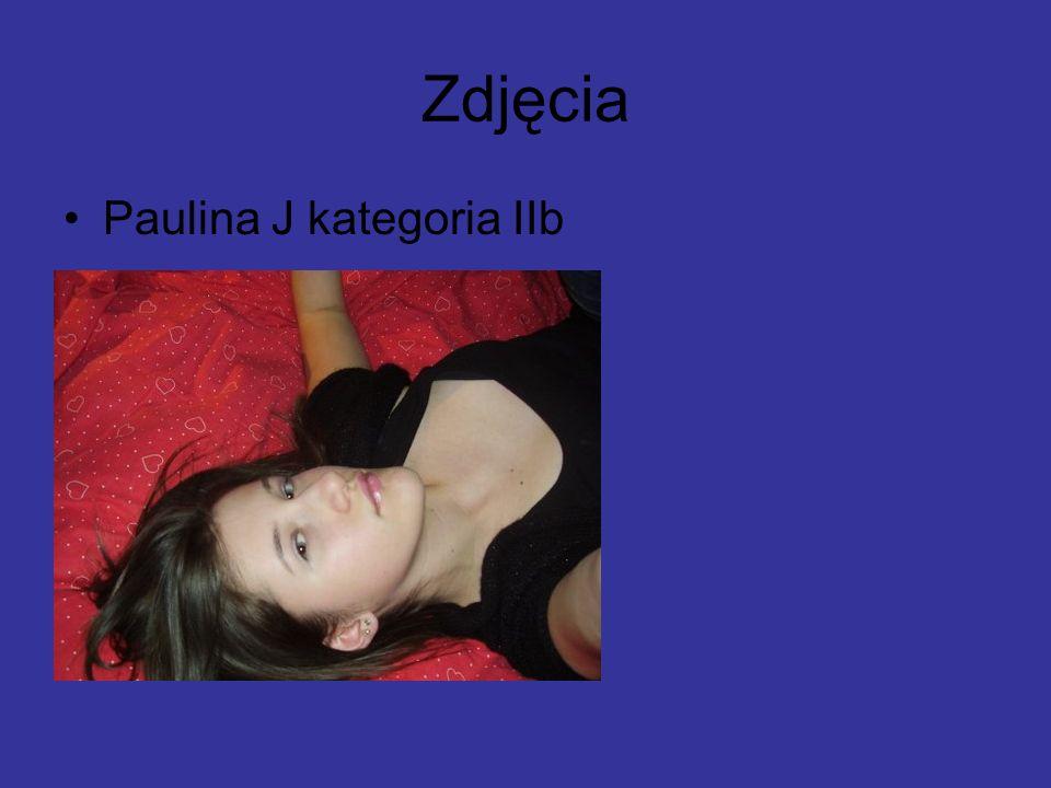 Zdjęcia Paulina J kategoria IIb