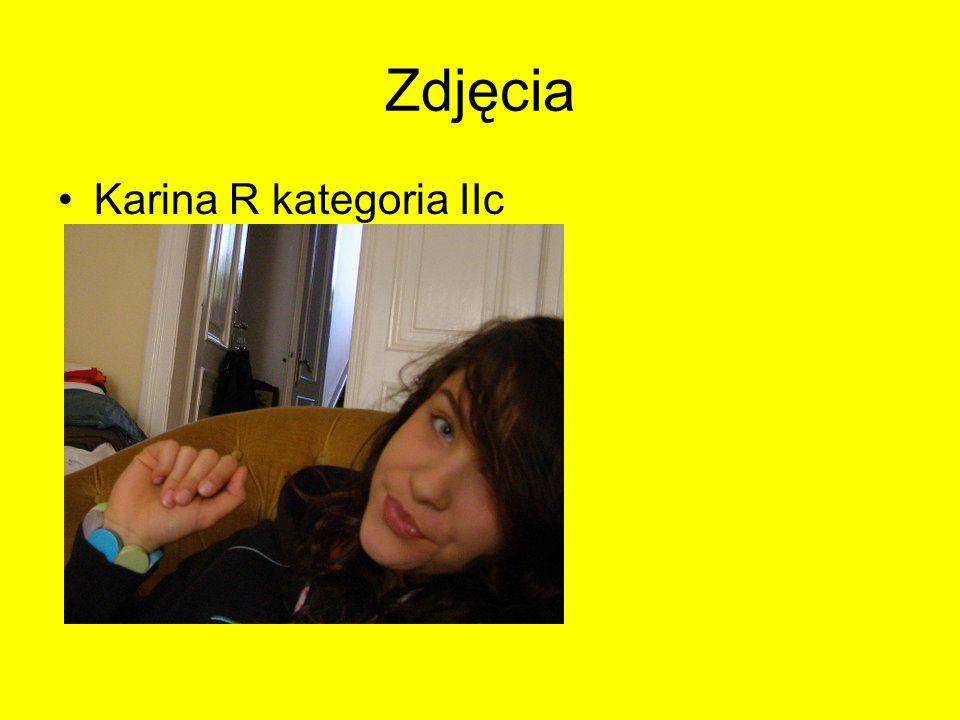 Zdjęcia Karina R kategoria IIc