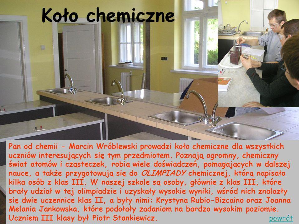 Koło chemiczne