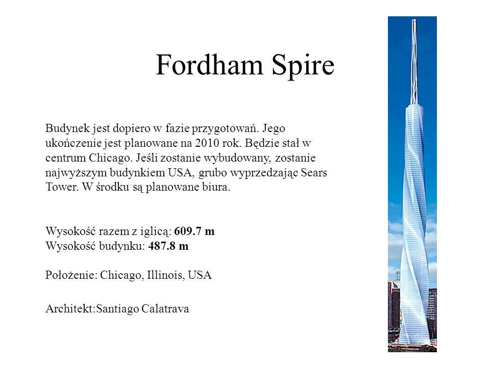 Fordham Spire