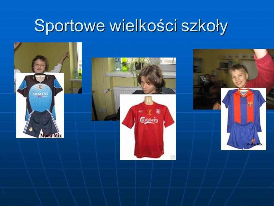 Sportowe wielkości szkoły
