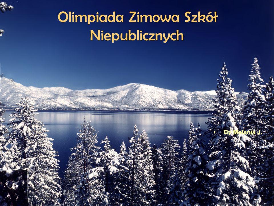 Olimpiada Zimowa Szkół Niepublicznych