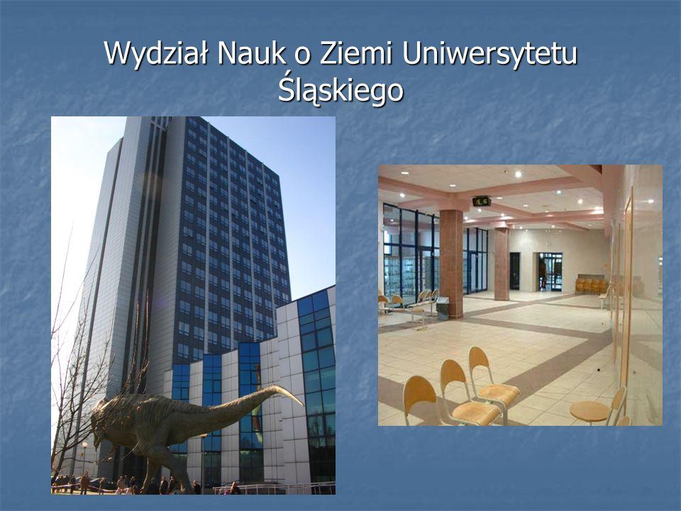 Wydział Nauk o Ziemi Uniwersytetu Śląskiego