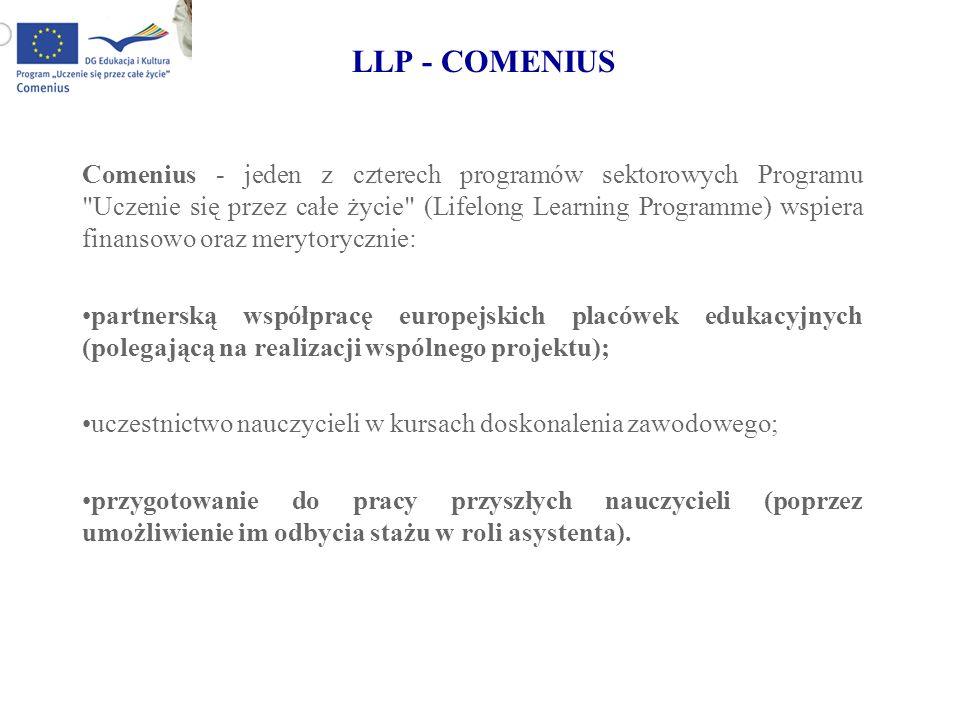 LLP - COMENIUS