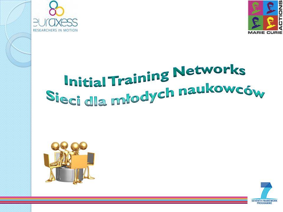 Initial Training Networks Sieci dla młodych naukowców