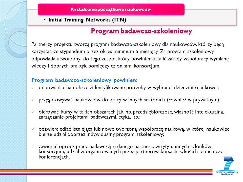 Program badawczo-szkoleniowy