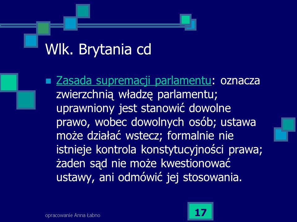 Wlk. Brytania cd