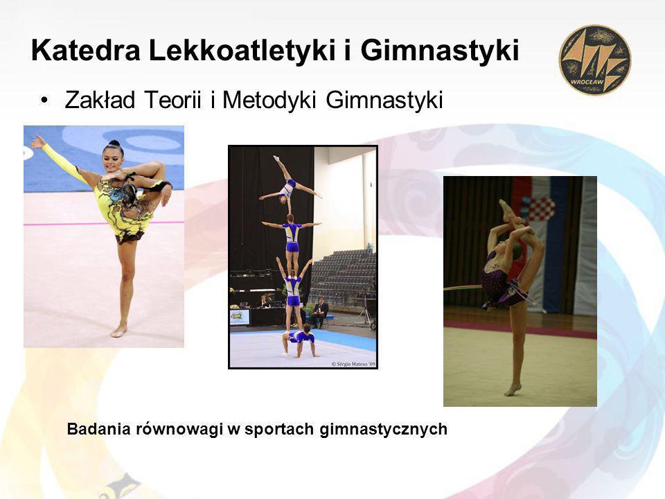 Katedra Lekkoatletyki i Gimnastyki