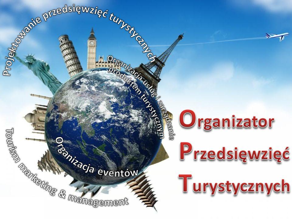 Organizacja usług i zarządzanie produktem turystycznym