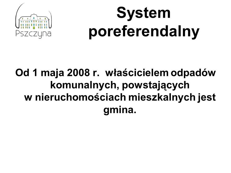 System poreferendalny