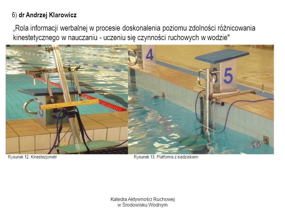 6) dr Andrzej Klarowicz